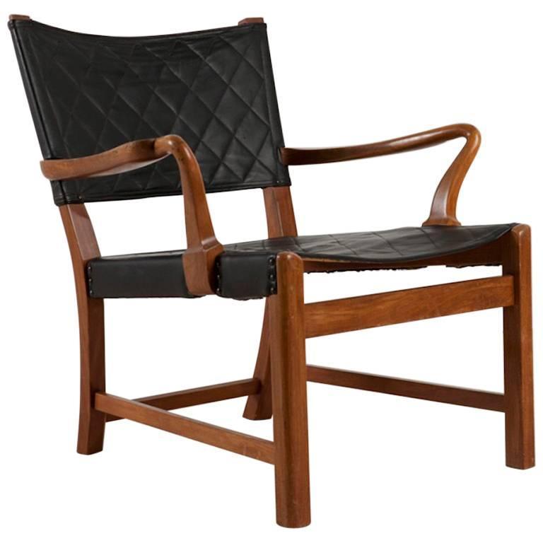 Carl Malmsten, Easy Chair, circa 1929
