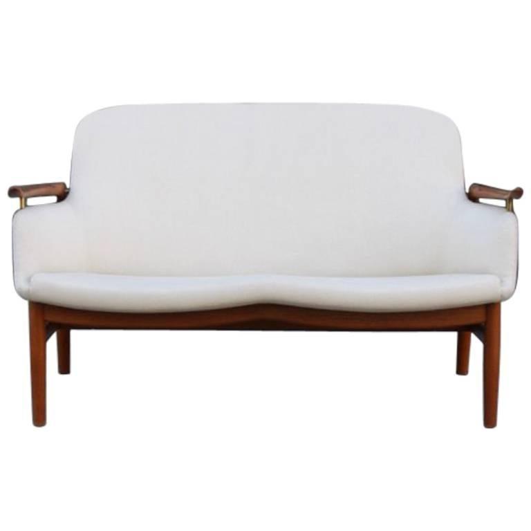Finn Juhl Two-Seat Sofa NV53
