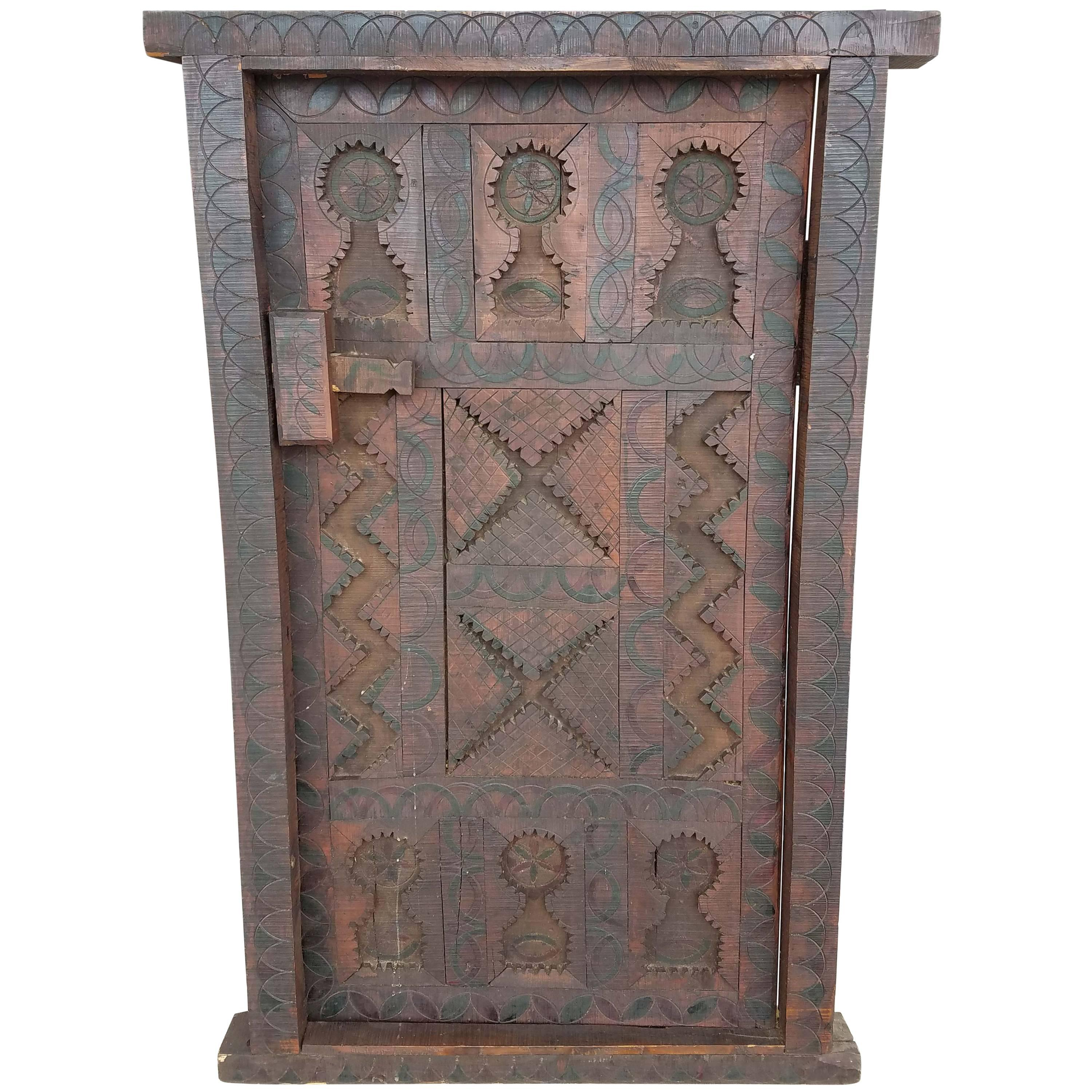 Tishka Brown Moroccan Door or Shutter  sc 1 st  1stDibs & 1950s Doors and Gates - 23 For Sale at 1stdibs