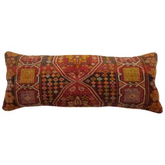Turkish Bolster Rug Pillow