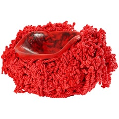 Meltdown Chair Pp Rope Red by Tom Price, 2012