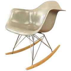 Vintage Charles and Ray Eames for Herman Miller RAR Rocker