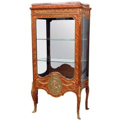 Louis XV Vitrines - 88 For Sale at 1stdibs