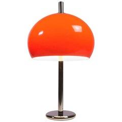 German Hustadt Leuchten Table Lamp from the 1970s