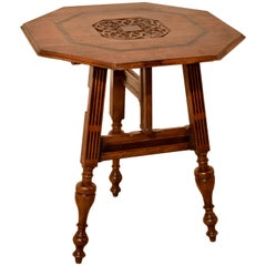 19th Century Dutch Carriage Table