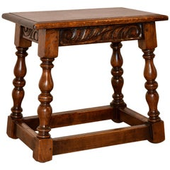 19th Century English Joint Stool