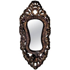 18th Century Spanish Colonial Mirror