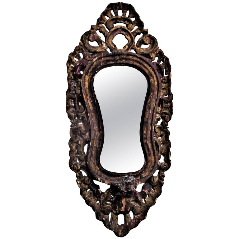 18th Century Spanish Colonial Mirror