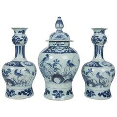 Rococo Delft and Faience