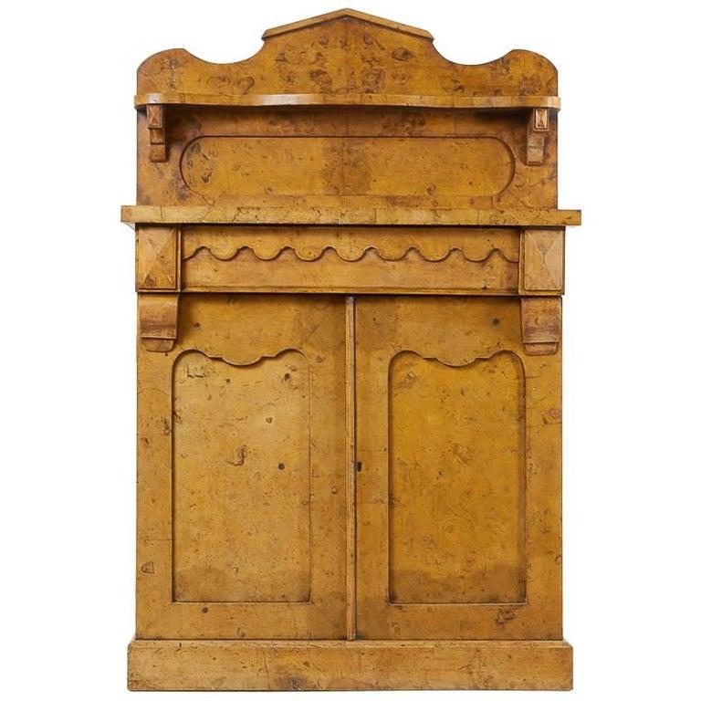 English 19th Century Chiffonier
