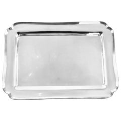 Tiffany Sterling Vanity Tray
