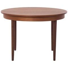Danish Modern Dinette Table