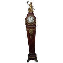 19th Century French Figural Clock in the Manner of Paul Sormani