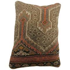 Lumbar Persian Rug Pillow