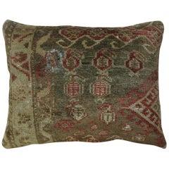 Malayer Shabby Rug Pillow