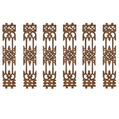 19th Century Iron Balusters