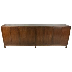 Exceptional Mahogany Credenza Attributed to Monteverdi-Young
