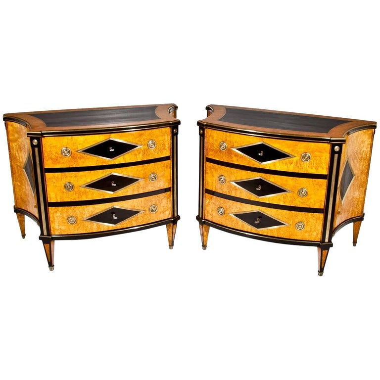 Chests of Drawers, Second Half of the 20th Century