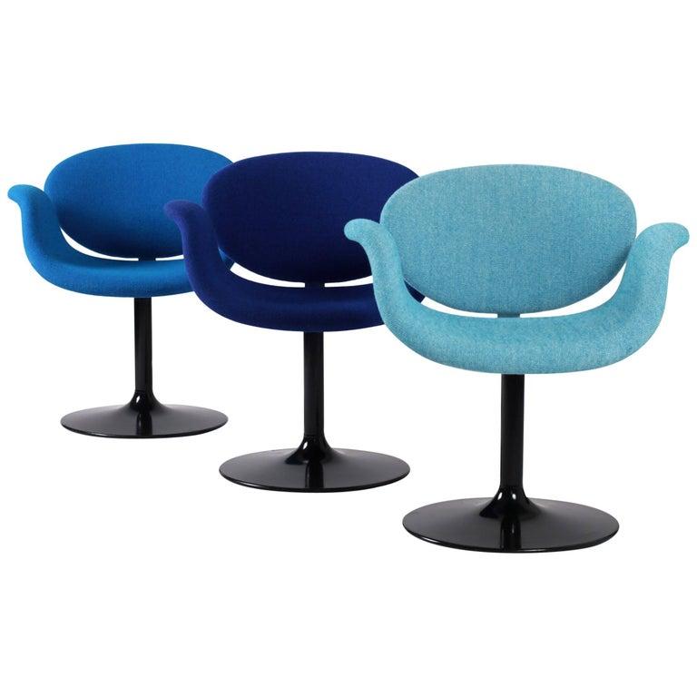 Little Tulip Swivel Chair by Pierre Paulin for Artifort, 1963