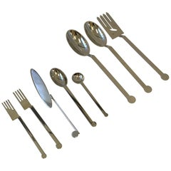 Service for Eight Memphis Five-Piece Place Setting by Bissell and Wilhite Co.