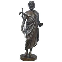 Bronze Statue of Hippocrates