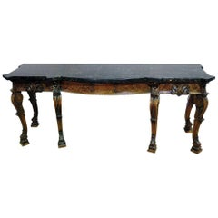 Large Monumental Georgian Style Console