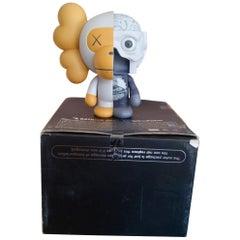Kaws Milo 2011 'Yellow' a Bathing Ape, OriginalFake, Medicom Toy, Original Box