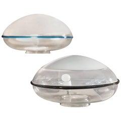 Pair of Vistosi Table Lamps