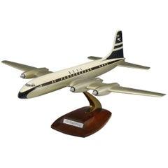 BOAC Bristol Britannia Painted Model by Walker's Westway Models, circa 1957