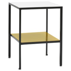 Rare 1950s Steelframe End Table by George Nelson for Herman Miller