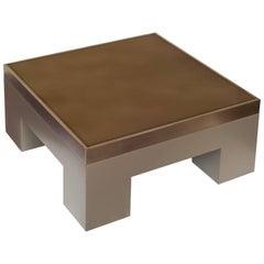 Lava Cuboid Coffee Table by Harry Clark