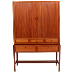 Midcentury Carl-Axel Acking Cabinet for Bodafors