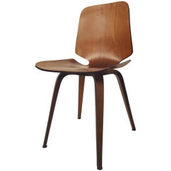 Single Bentwood Side Chair