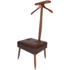 Mid-Century Modern Valet Chair