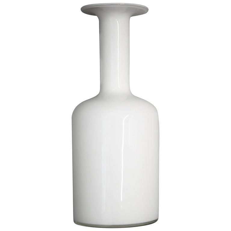 Otto Bauer Vase by Holmegaard