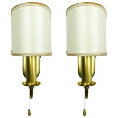 Pair of Wall Lights from Krieg & Kremer, Germany, 1970s
