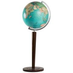 1950s Globe Floor Lamp of German Origin