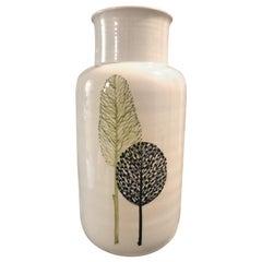 Raymor Ceramic Vase, Italy, 1960s