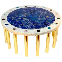 """""""Cosmos"""" Coffee Table by Studio Superego, Unique Piece, Italy"""