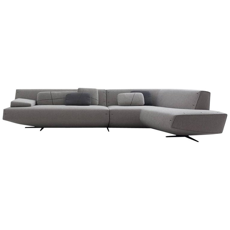Mah jong modular sofa by roche bobois at 1stdibs for Mah jong modular sofa replica