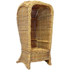 Rattan Cabin Chair for Child