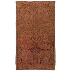 Antique Caucasian Karabagh Carpet