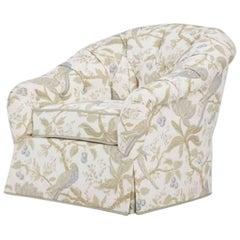 Lounge Chair Swivel Extra Cushy