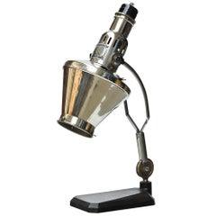 Old Medical Lamp, circa 1940, Germany