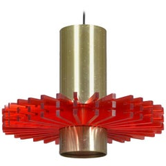 """Claus Bolby Ceiling Lamp    """" the priests collar """""""