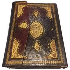 Beautiful Turkish Quran Signed and Dated 1233 Hijri