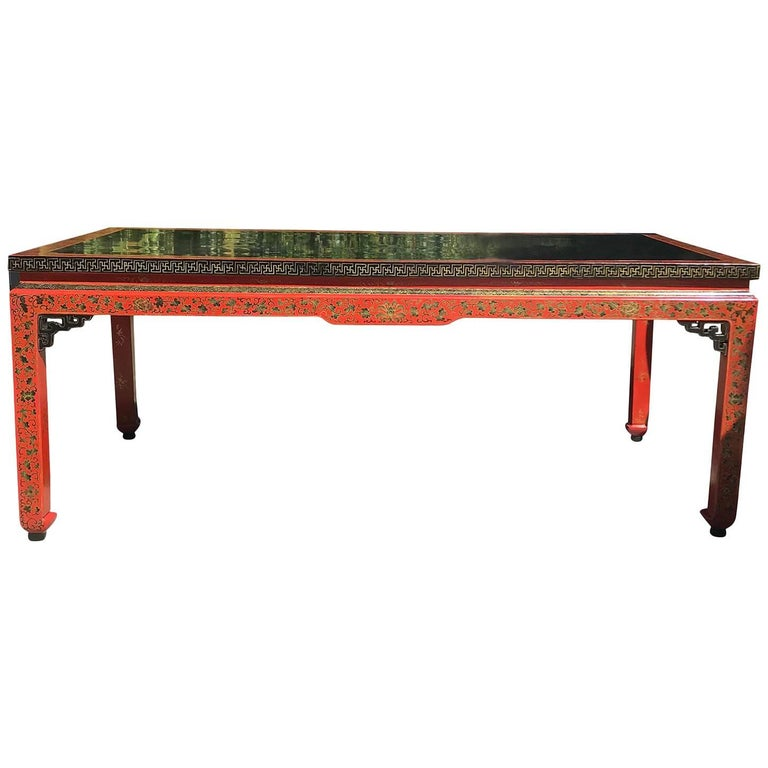 18th-19th Century Chinese Coffee Table