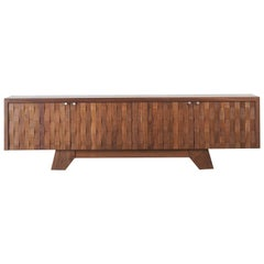 Timber Sidecase, Handcrafted, Modern