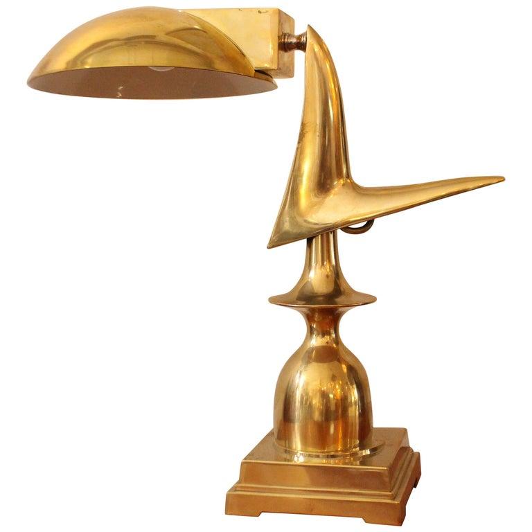 Italian 1950s Desk Lamp For Sale