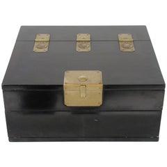 1960s Asian Jewelry Box